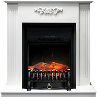 Электрокамин Royal Flame Fobos FX Black+ портал Lumsden