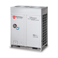 Наружный блок мультизональной VRF системы Royal Clima UNE-400