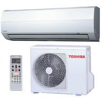 Настенный кондиционер Toshiba RAS-10SKHP-ES/RAS-10S2AH-ES