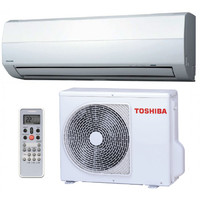 Настенный кондиционер Toshiba RAS-13SKHP-ES2/RAS-13S2AH-ES2