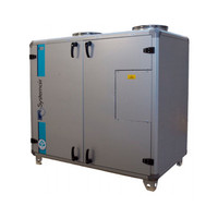 Приточно-вытяжная установка Systemair Topvex TR12 HW