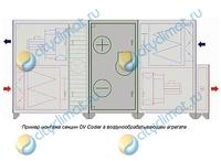 Приточная установка Systemair DV Cooler 10