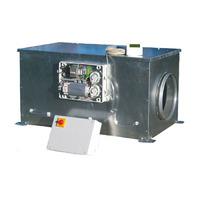 Приточная установка Soler Palau CAIB-35/400 BCR