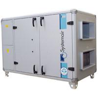 Приточно-вытяжная установка Systemair Topvex SX/C03 HWH-L