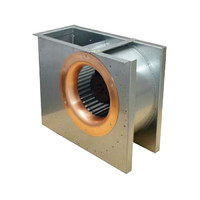 Центробежный вентилятор Systemair DKEX 225-4