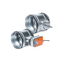 Регулятор расхода воздуха Systemair TUNE-R-3-M0