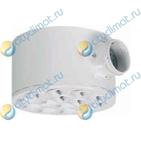 Диффузор Systemair Sinus-C-100
