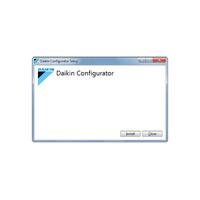 Конфигуратор Daikin EKPCCAB3