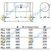 Systemair RLL 100