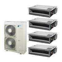 Мульти сплит система Daikin FDXM25F3x2+FDXM35F3+ FDXM50F3/ RXYSQ5TV1 (комплект)