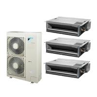 Мульти сплит система Daikin FDXM25F3+FDXM50F3+ FDXM60F3/RXYSQ5TV1 (комплект)