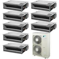 Мульти сплит система Daikin FDXM25F3x8/RXYSQ6TV1 (комплект)