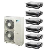 Мульти сплит система Daikin FDXM25F3x4+FDXM35F3x2/ RXYSQ8TY (комплект)