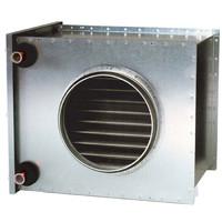 Водяной нагреватель Systemair VBC 125