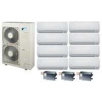 Мульти сплит система Daikin FTXS20Kx6+FTXS35K+FTXS50K/BP3x3/RXYSQ8TY (комплект)