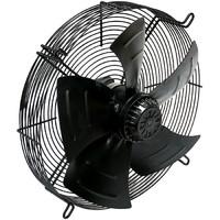 Осевой вентилятор Ровен YWF-4E-350 с защитной решеткой
