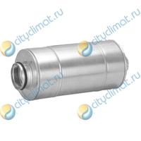 Шумоглушитель DVS SAR 125 /1000мм