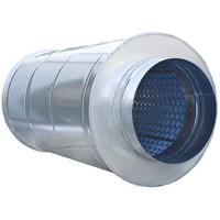 Шумоглушитель DVS SAR 125 /600мм