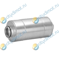 Шумоглушитель DVS SAR 200 /1000мм