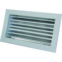 Вентиляционная решетка AluGrills RAG 300x200