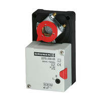 Электропривод Gruner 227C-024-05