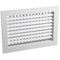 Вентиляционная решетка AluGrills SAR 400x300