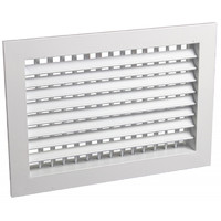 Вентиляционная решетка AluGrills SAR 500x100