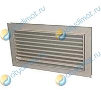 Вентиляционная решетка AluGrills DG 600x150