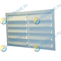 Вентиляционная решетка AluGrills GL 400x300
