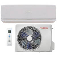 Настенный кондиционер Toshiba RAS-09U2KH3S-EE/RAS-09U2AH3S-EE