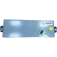 Приточная установка Minibox E-200-FKO Carel