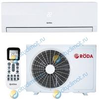 Настенный кондиционер Roda RS-S09B/RU-S09B
