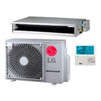 Канальный кондиционер LG CL09R.N20/  UU09WR.UL0