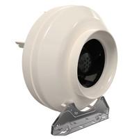 Канальный вентилятор Systemair RVK 125E2 sileo