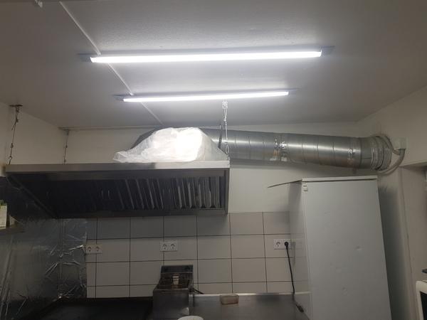 Монтаж вентиляции в кальянной