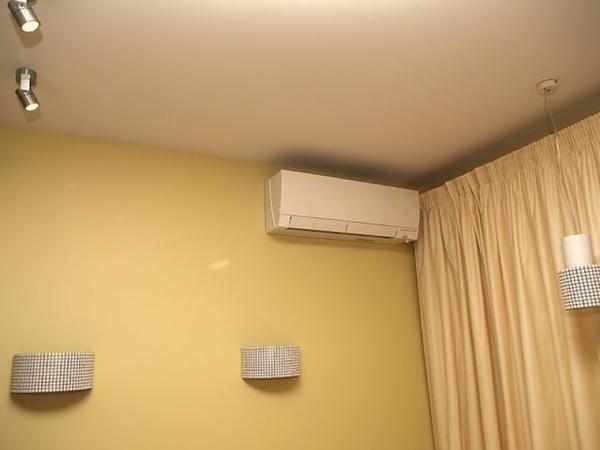 Установка мульти-сплит системы в квартире на Щорса